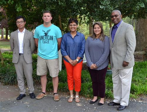 Duplin Rotary Honors Students of the Month