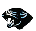 Panther head clip art