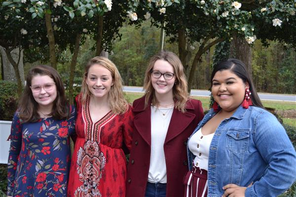 Duplin Rotary Honors November Students Of The Month