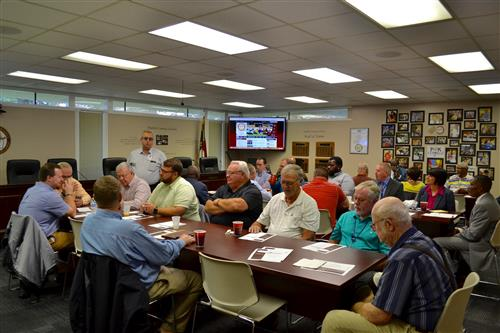 Duplin County Faith-Based Leaders Gather for First Meeting of the Year
