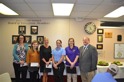 Go Local Grants Awarded to 5 Duplin County Teachers