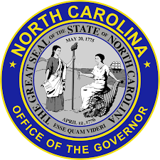 NC Governor Roy Coopers Office seal