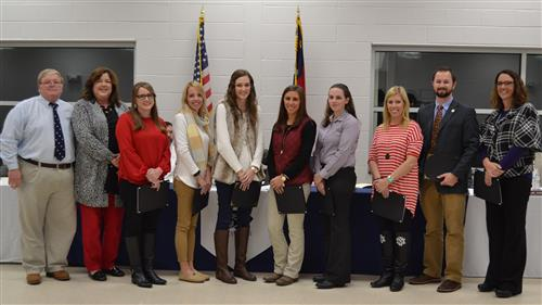 DCS Teachers are awarded Ag in the Classroom Grants