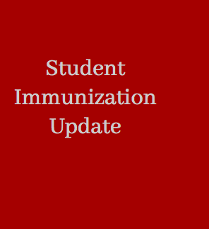 Immunizations Update For DCS Students