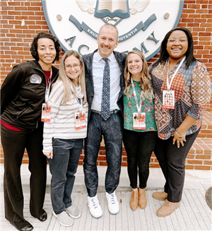 Rose Hill Magnolia Teachers Experience Learning At The Ron Clark Academy