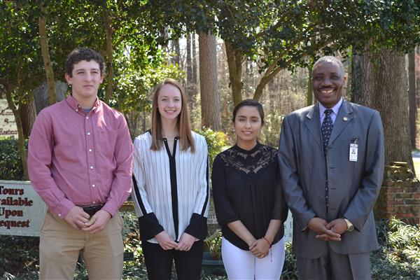 Duplin Rotary recognizes Students of the Month
