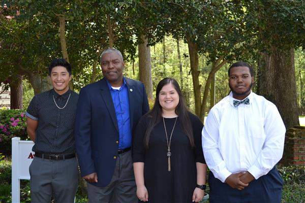 Duplin Rotary honors April Students of the Month