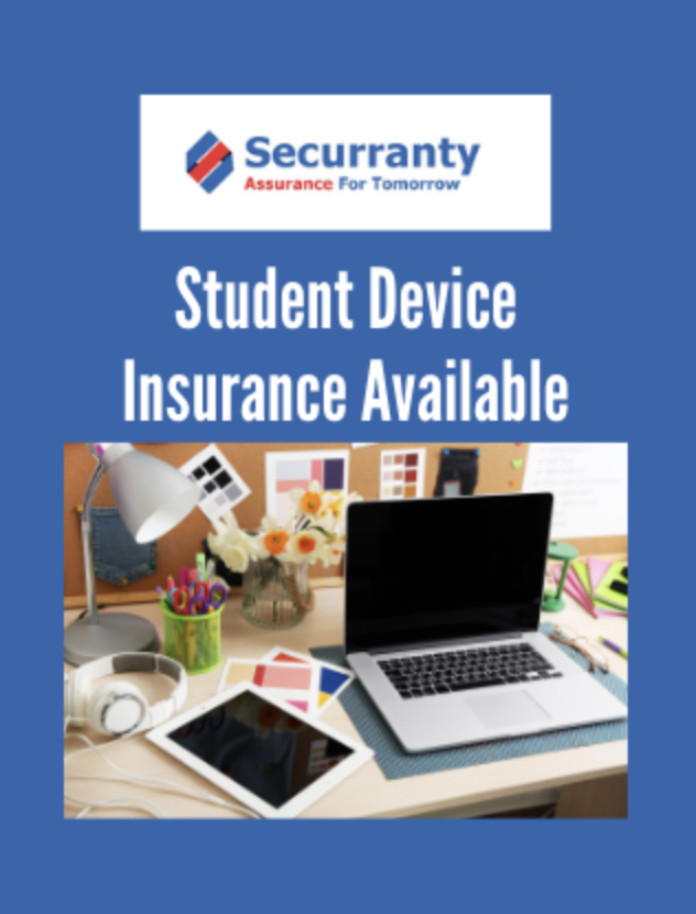 Student Device Insurance Available