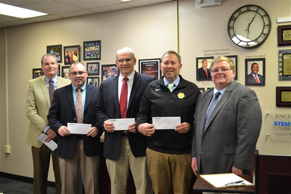 Smithfield Partners With Amerigas To Provide Money For Our Schools
