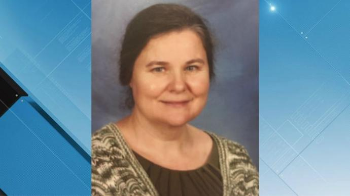 picture of Ms. Terry Smith, teacher recipient