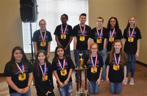 CES Battle of Books Team Pic
