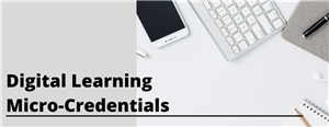 Digital Learning Micro-credentials