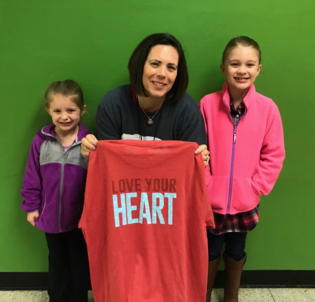 NDE Top Fundraisers for Jump Rope/Hoops For Heart
