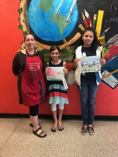 Mt. Olive Pickle Art Contest Winners