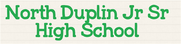 North Duplin's Digital Newsletter