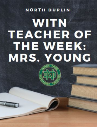 WITN Teacher of the Week: Mrs. Young