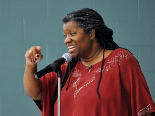 Donna Washington comes to Rose Hill Magnolia.