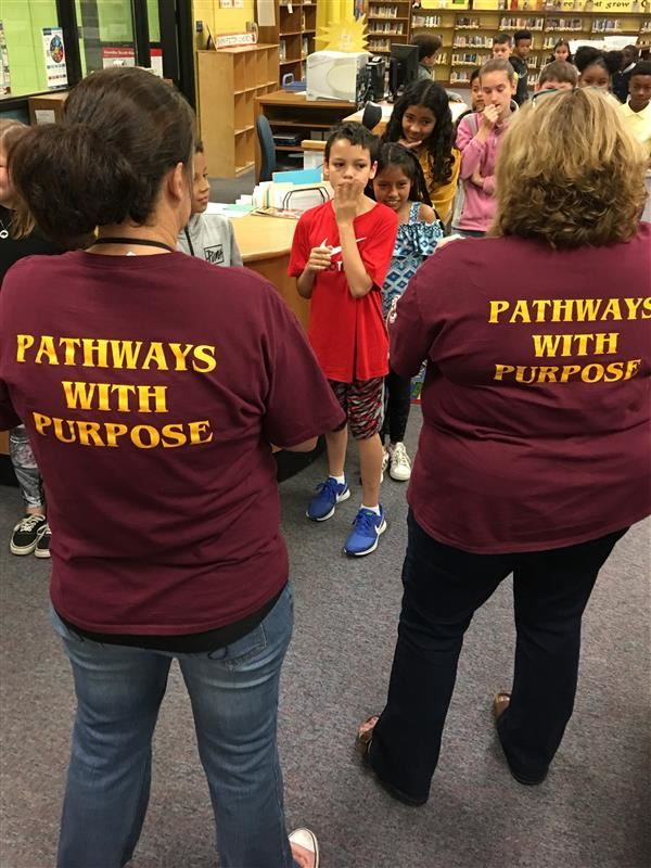 STEAMA Pathways with Purpose