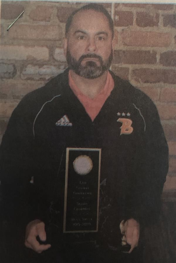 'Rookie' Diaz named Region 6 Coach of the Year