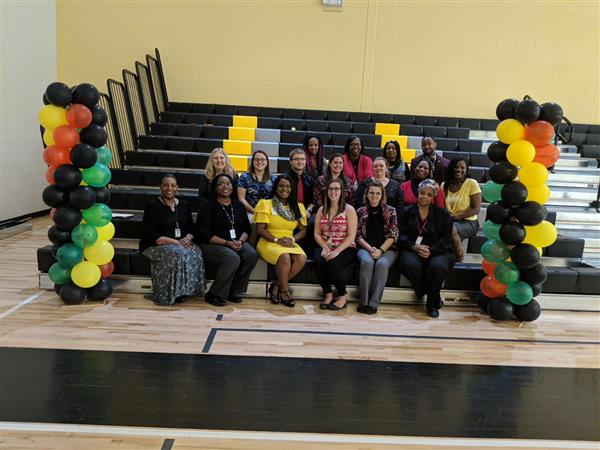 Warsaw Elementary School Celebrates Black History Month